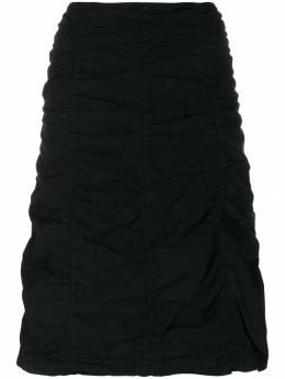 Romeo Gigli Pre-Owned юбка со сборками RMG180C