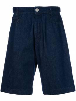 Raf Simons джинсовые шорты 18131010032