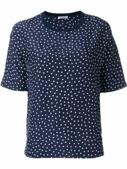 P.a.r.o.s.h. футболка 'Sispot' с узором в точку SISPOTD300525