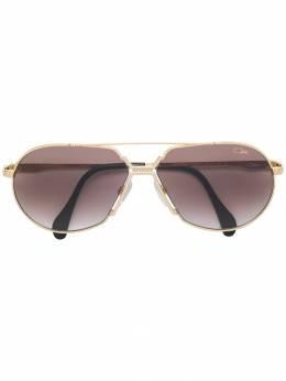 Cazal солнцезащитные очки-авиаторы 96831