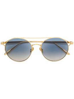 Linda Farrow Luxe round frame sunglasses LFL825