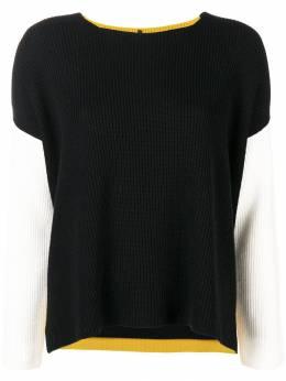 Pierantoniogaspari colour block sweater 1N6801