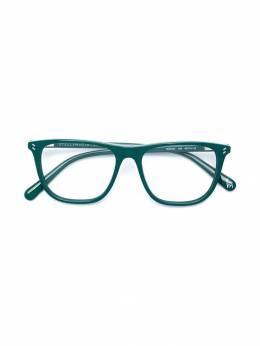 Stella McCartney Kids солнцезащитные очки в квадратной оправе SK0043O