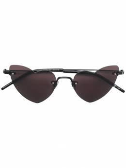 Saint Laurent Eyewear солнцезащитные очки 'Lou Lou' SL254LOULOU