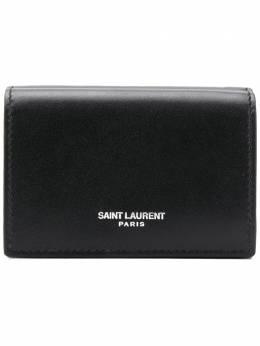 Saint Laurent кошелек с клапаном 4599960U90N