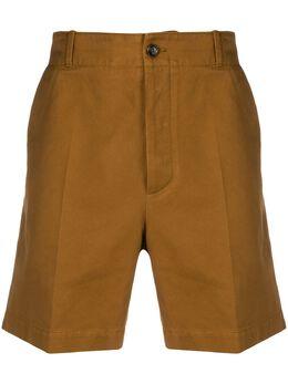 Gucci шорты чинос с вышитым логотипом 545613Z396H