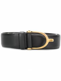 Gucci ремень с пряжкой в форме подковы 5372070WAFX