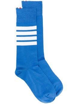 Thom Browne носки с 4 полосками FAS020B01690