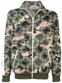 Valentino куртка VLTN с камуфляжным принтом RV0MF02YYFW