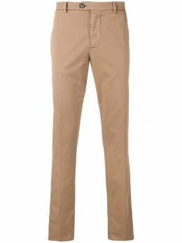 Brunello Cucinelli прямые брюки M289LT1150C2004