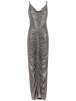 Tufi Duek metallic long dress 3444800433