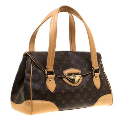 Louis Vuitton Monogram Canvas Beverly GM Bag 184035 - 2