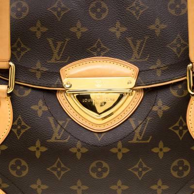 Louis Vuitton Monogram Canvas Beverly GM Bag 184035 - 4