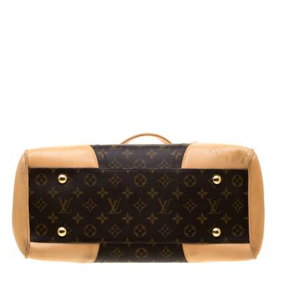 Louis Vuitton Monogram Canvas Beverly GM Bag 184035 - 5