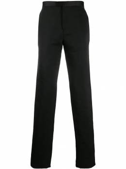 Raf Simons строгие брюки кроя слим 19133930010000996761