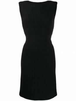 Alaïa Pre-Owned приталенное платье 2000-х годов ALA750C