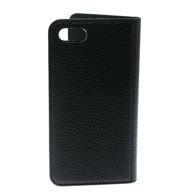 Montblanc Black Leather Flipside iPhone 8 Case 195629 - 3
