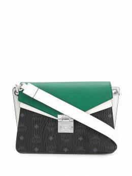 MCM сумка на плечо в стиле колор-блок MWS9AMZ56
