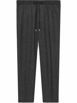 Gucci спортивные брюки на кулиске 472975Z505F