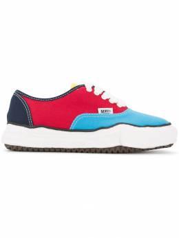 Maison Mihara Yasuhiro низкие кроссовки A02FW704
