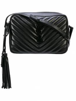 Saint Laurent стеганая сумка через плечо Lou 574494DV708