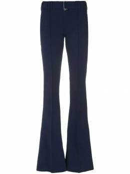 Gloria Coelho расклешенные брюки 17IGK793