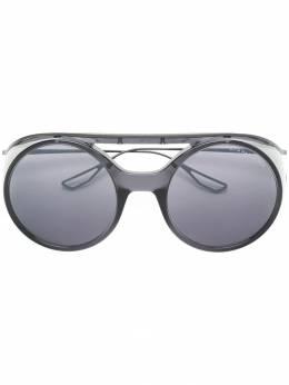 Dita Eyewear солнцезащитные очки 'Nacht' в круглой оправе DTS108
