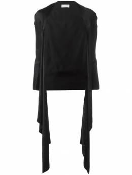Dolce&Gabbana Pre-Owned драпированный жакет-кимоно DGX600