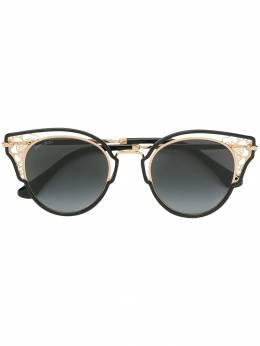 Jimmy Choo Eyewear солнцезащитные очки 'Dhelia' DHELIAS