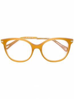 Chloe Eyewear очки в оправе округлой формы CE2721