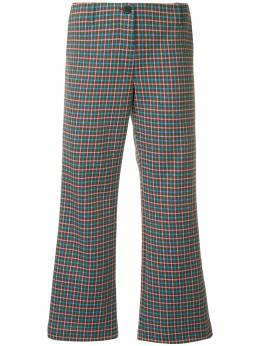 Aalto flared cropped trousers W18C1TR01134
