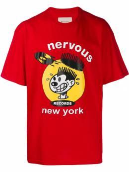 Buscemi футболка Nervous BVW19220
