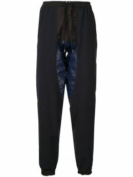 Kolor slouched track trousers 18WCMP02103