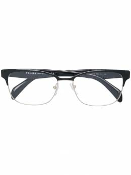 Prada Eyewear rectangular frame glasses VPR65R