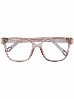 Chloe Eyewear очки в квадратной оправе CE2732