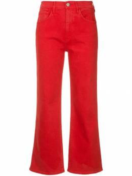 3x1 широкие укороченные джинсы 'Shelter' W4XWC