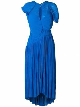 Preen By Thornton Bregazzi расклешенное платье 'Myra' 325