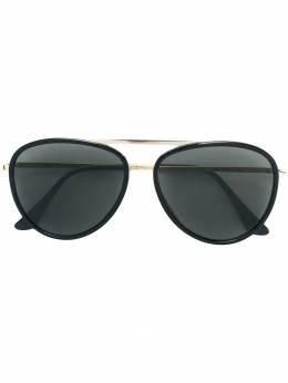 Retrosuperfuture aviator framed sunglasses PWS
