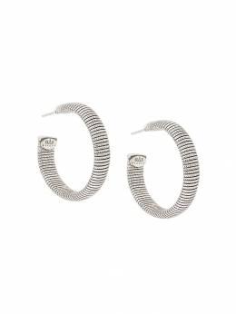 Gas Bijoux серьги-кольца 'Milo' AMILOPMA