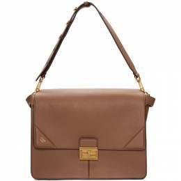 Fendi Tan Large Kan U Bag 8BT314 A5DY