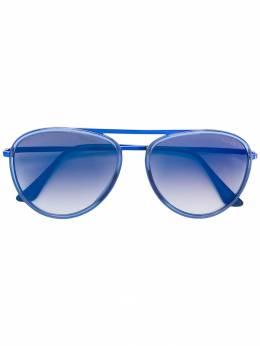 Retrosuperfuture aviator framed sunglasses AGA