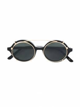 Han Kjobenhavn солнцезащитные очки в круглой оправе DOCCLIPON