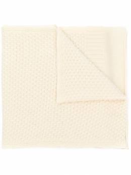 Undercover объемный вязаный шарф UCV4S01