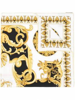 Versace шарф с принтом в стиле барокко IFO9001IT02284