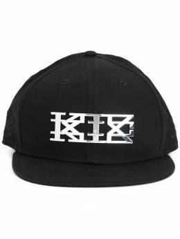 Ktz кепка с логотипом METALBADGE9FIFTY
