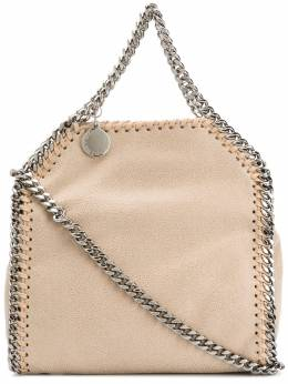 Stella McCartney мини-сумка-тоут 'Falabella' 391698W9132