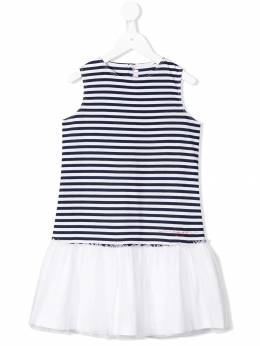 Il Gufo платье в полоску P19VA229M1067
