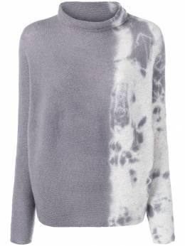 Suzusan кашемировый свитер в двух тонах 3029K011