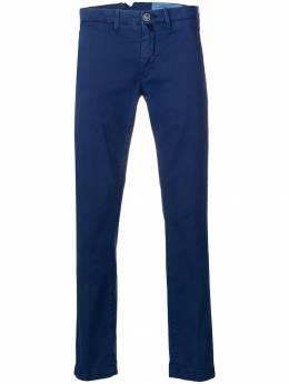Jacob Cohen брюки узкого кроя LIONCOMF06510V5104