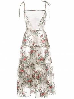 Macgraw платье Prairie с вышивкой S030O